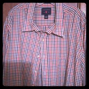 Saddlebred long sleeve casual shirt